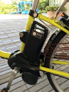 電動アシスト自転車バッテリー
